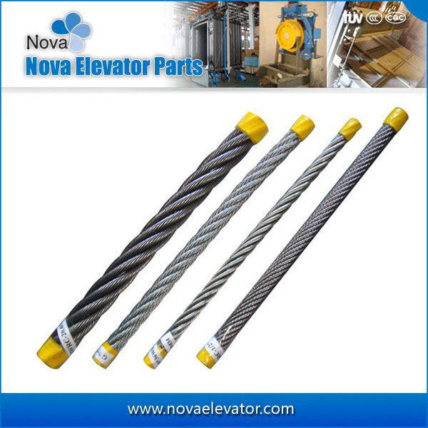 Elevator Wire Rope, Elevator Rope Cable, Steel Wire Rope for ...